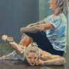Peter_SHERMAN_Val_and_Jenny_at_the_BAC_3_acrylic_on_canvas_55x46cm_2011.jpg