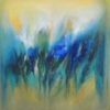 Inger_D_Olsen_Blue_Dreams_oil_on_canvas_80x80cm_2013