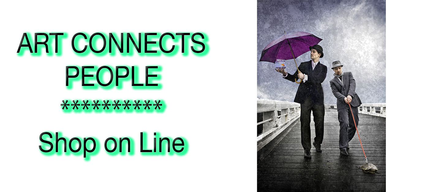 ART CONNECTS PEOPLE
